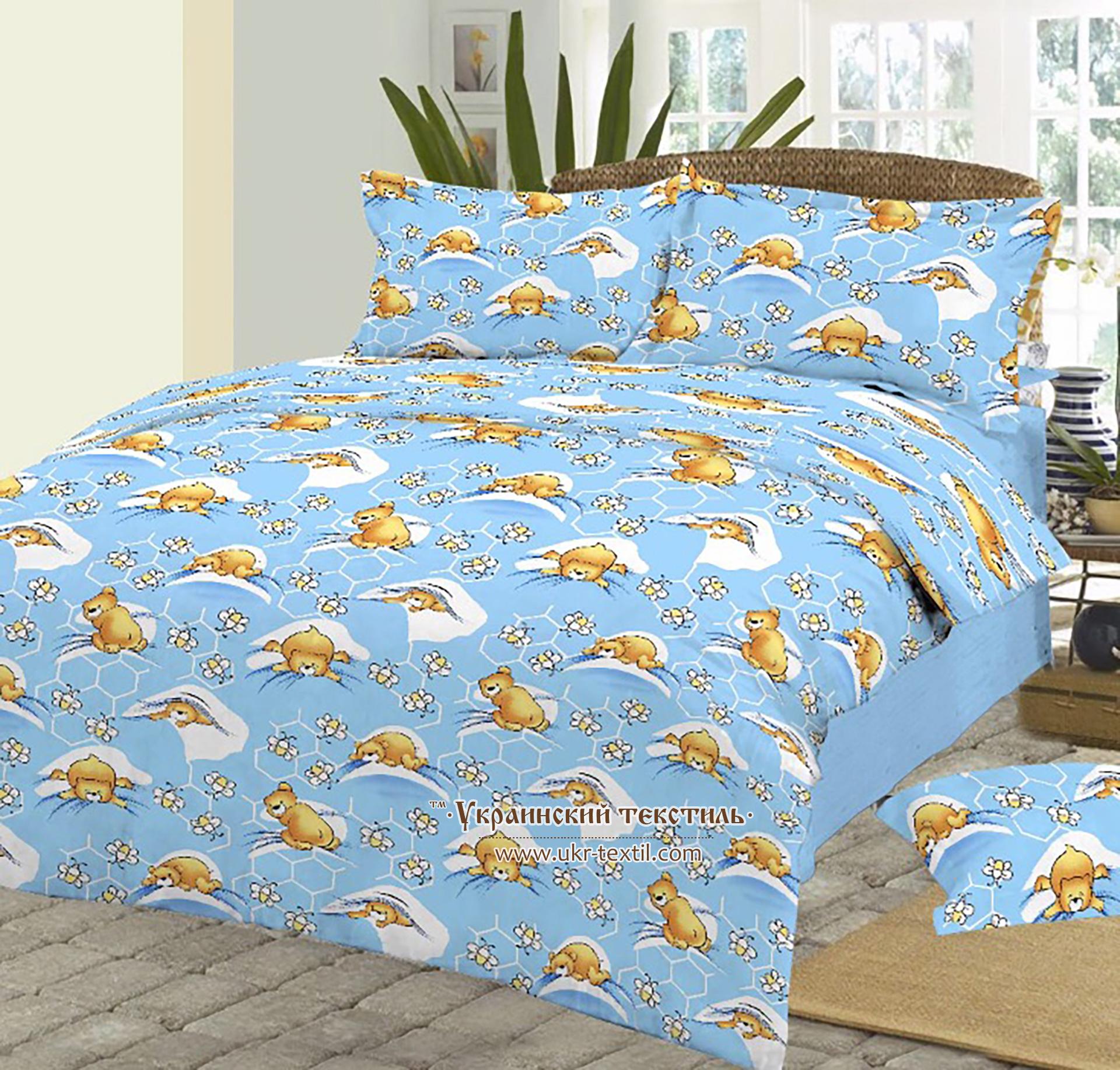 Пошить детское постельное белье
